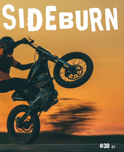 Sideburn #38 - latest issue