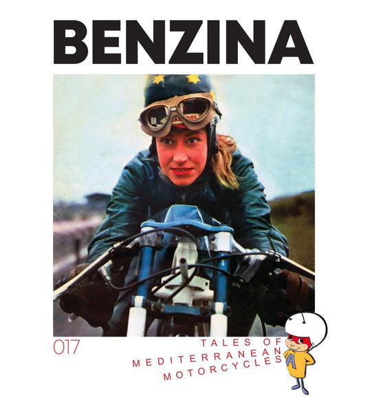 Benzina Magazine #17 - latest issue