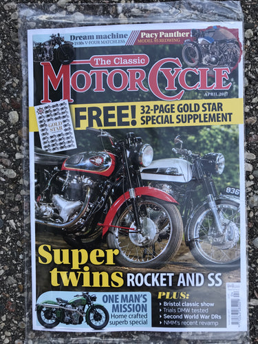 TCM201704 The Classic Motorcycle April 2017
