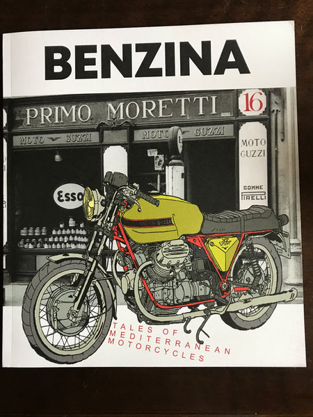 Benzina Magazine #16 - latest issue