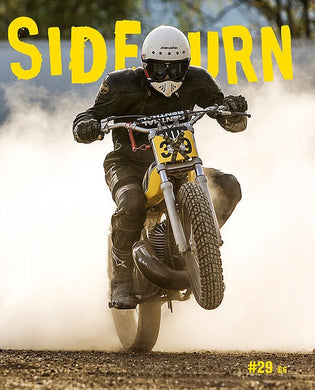 Sideburn #29 - Latest issue