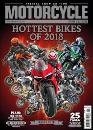 MSL201801 Motorcycle Sport & Leisure January 2018