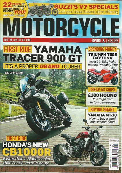 MSL201806 Motorcycle Sport & Leisure June 2018 - Latest Issue