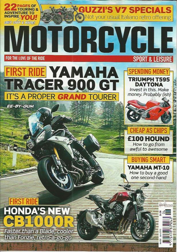 MSL201806 Motorcycle Sport & Leisure June 2018