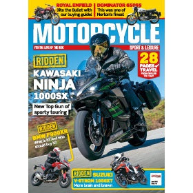 MSL202004 Motorcycle Sport & Leisure April 2020