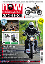 New Motorcyclists Handbooks