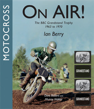 Motocross On Air - The BBC Grandstand Trophy by Ian Berry