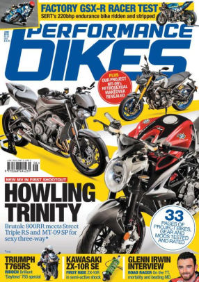 PB201806 Performance Bikes June 2018