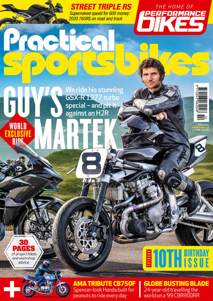 PS202004 Practical Sportsbikes (and Performance Bikes) April 2020 - latest issue
