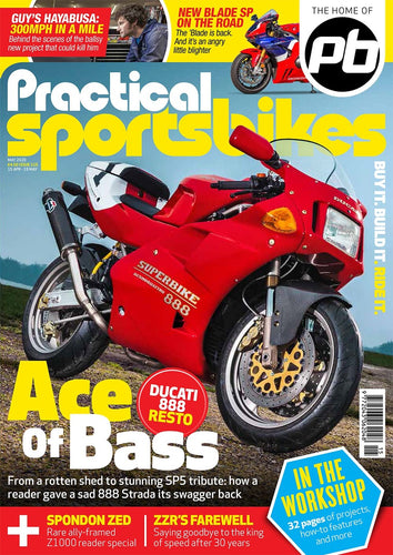 PS202005 Practical Sportsbikes (and Performance Bikes) May 2020 - latest issue