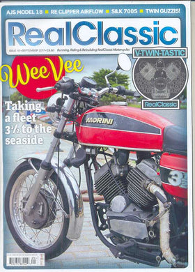 RC201709 RealClassic September 2017 - Latest issue