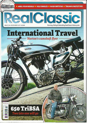 RC201712 RealClassic December 2017 - Latest issue