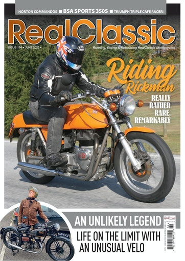RC202005 RealClassic June 2020 - latest issue