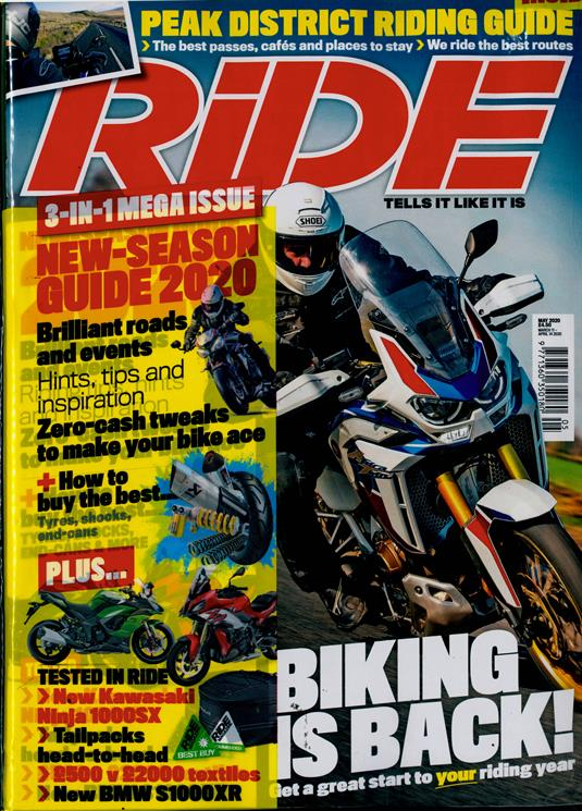 RD202005 Ride May 2020 - latest issue