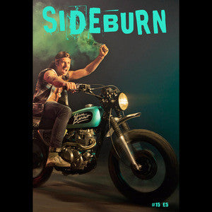 Sideburn #15 - waving guy cover