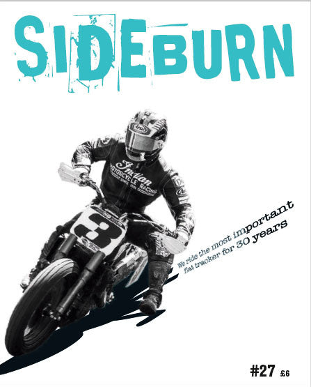 Sideburn #27 - Joe Kopp