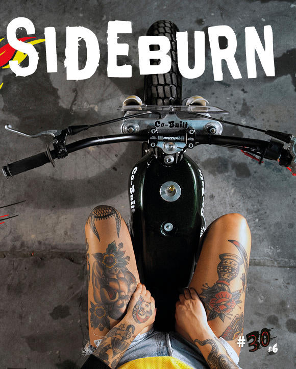 Sideburn #30 - Latest issue