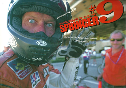 30 Years of racing - Springer #9 presented by Arai Helmets