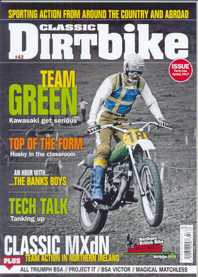 Classic Dirt Bike Subscription - 1 year/4 issues