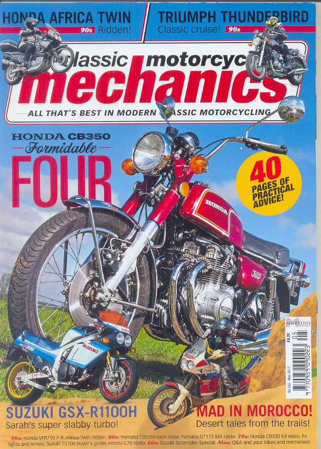 Classic Mechanics Subscription - 1 year/12 issues