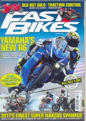 Fast Bikes Subscription - 1 year/12 issues