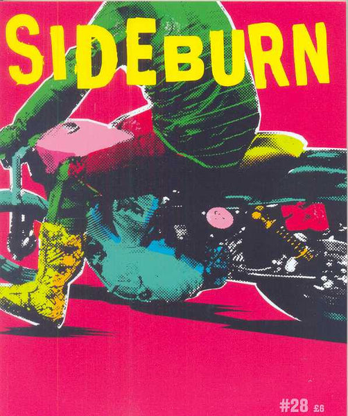 Sideburn Subscription - 1 year/4 issues