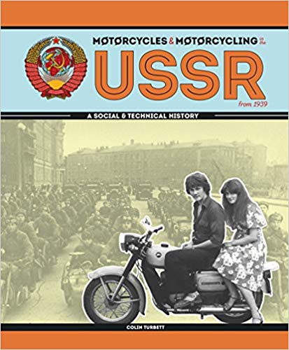 Motorcycles and Motorcycling in the USSR from 1939