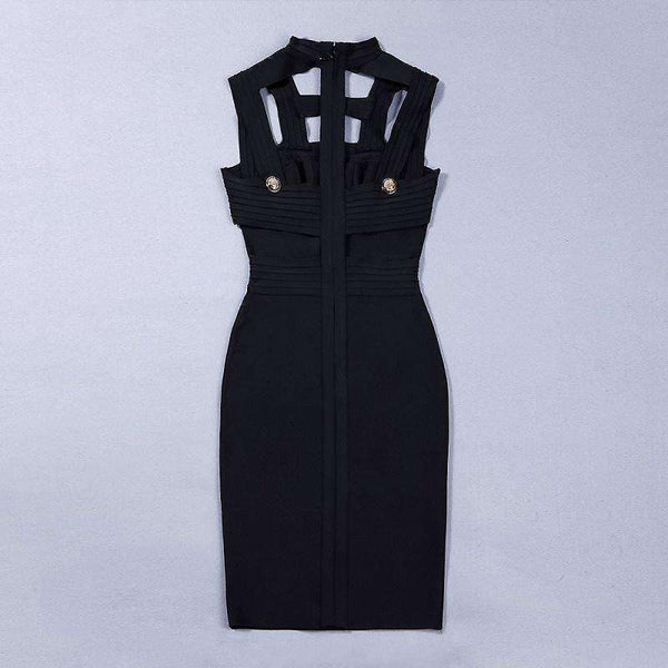 GGotta's Heather Bandage Dress
