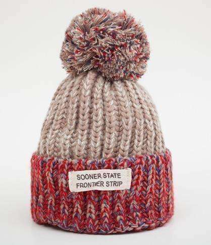 GGotta's Warm Woolen Winter Hats Knitted Fur Cap