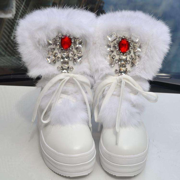 GGotta's Fur Winter Boots