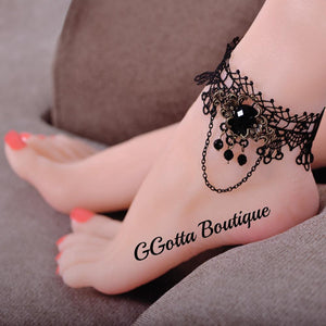 Ggotta's Dark Love Anklet