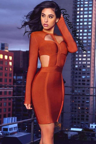 GGotta's Top Quality Bandage dress