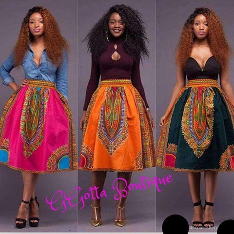 Gotta's Nubian Princess Skirt