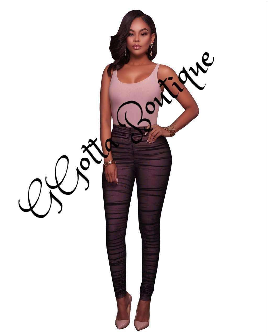 GGotta Kylie bodycon Two piece