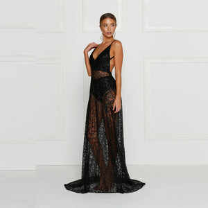 GGotta Emiliana Domonique Lace Dress