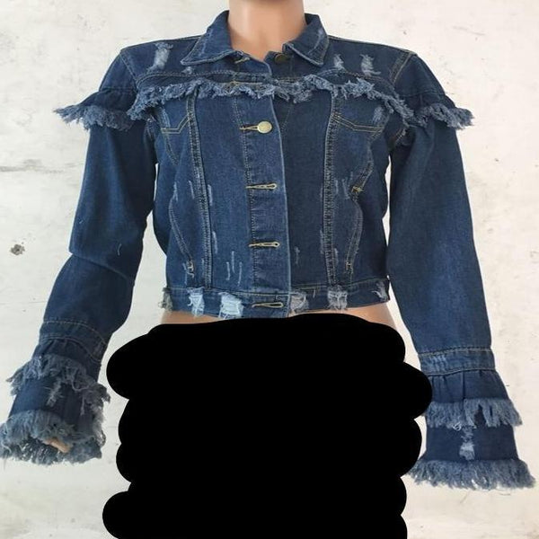 GGotta's Kalina Denim Jacket