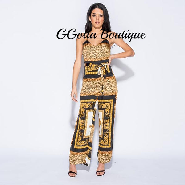 GGotta's Alice Multi colored Jumpsuit