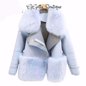 GGotta's Faux Fur Coat