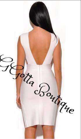 GGotta's Janeva Bandage Dress