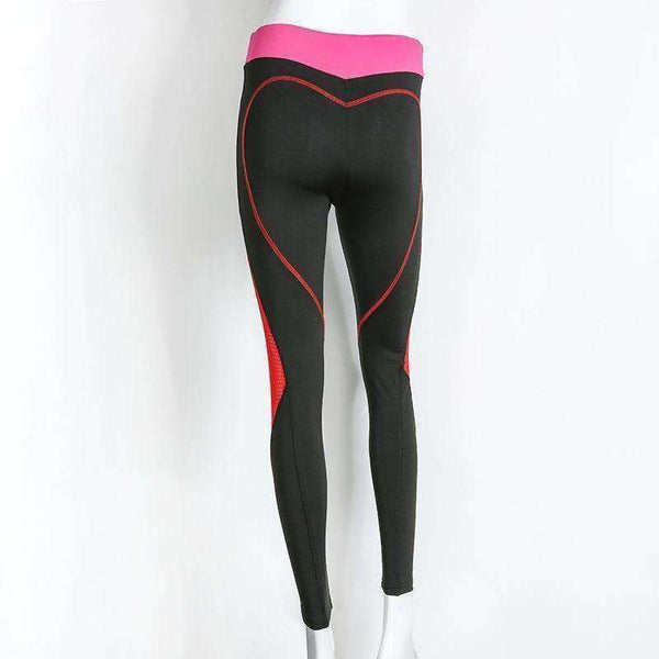 GGotta's Heart Yoga Leggings