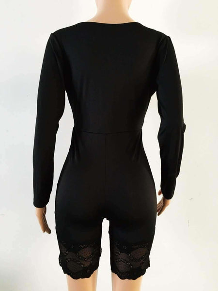 GGotta's kim k shorts body suit