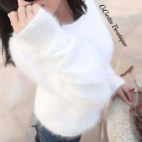 GGotta's Ashley Cashmere Sweater