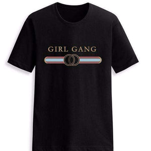 GGotta's T-shirt Girl gang T-