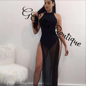GGotta Giselle Maxi Dress Bodycon Dress
