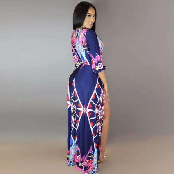 GGotta's New Design Top Maxi Print Dresses