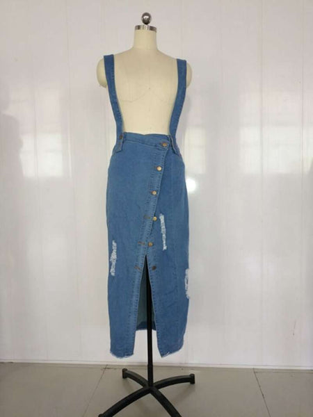 GGotta's   denim dress