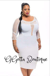 GGotta's Kyla Dress XL- XXXL
