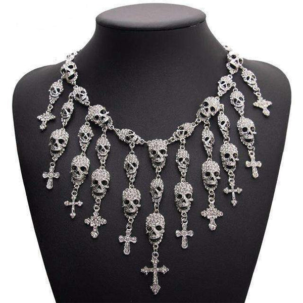 GGotta's Dark Empress Choker necklaces