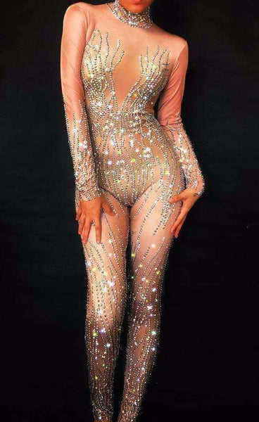 GGotta's Catsuit Stage wear