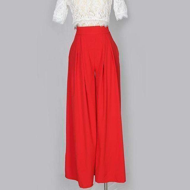 GGotta's  Loose Wide Leg Pants
